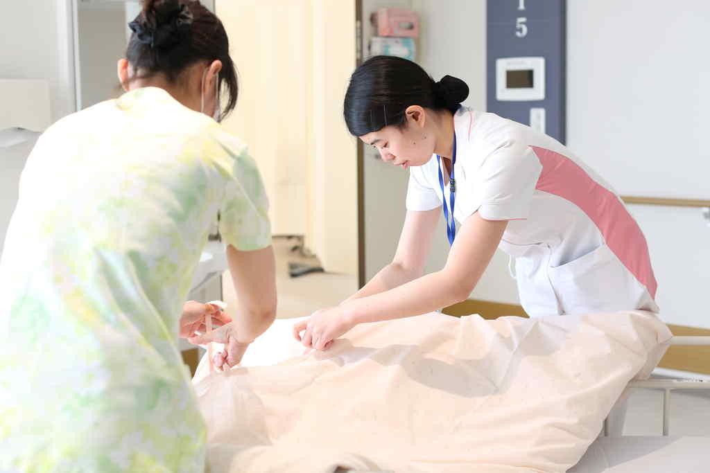 3東病棟看護チーム画像