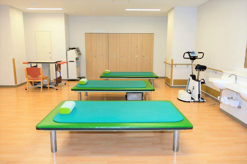 機能回復訓練室の写真