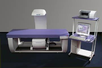 骨密度検査装置
