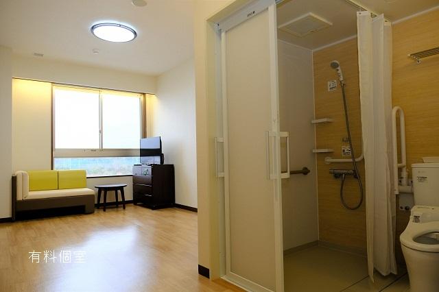 有料個室の写真