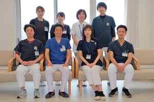 放射線科職員写真